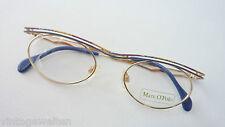 Marc O'Polo Damenbrille Butterflyform Oberrand farbig betont feminin Marke sizeM