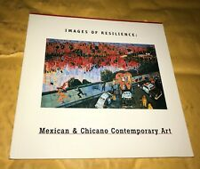 "Mexican & Chicano Contemporary Art Book ""Images of Resilience"""