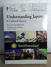 Understanding Japan: A Cultural History Course Guidebook and 4 DVD BRAND NEW