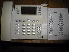 Elmeg Funkwerk IP-S400 mit T400eisgrau/gelblich Systemtelefon