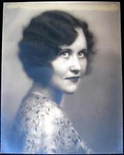 ***1933 LUCY MONROE ~ OPERA SINGER in MUSETTA~ NEW YORK HIPPODROME ~ PHOTO
