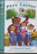 DVD Histoires du Père Castor (Les) Le vilain Petit Canard Citel