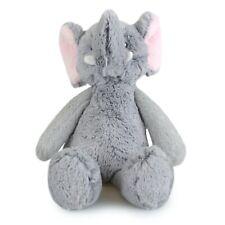 Frankie & Friends 28cm Ella Elephant Soft Animal Plush Stuffed Toy Kids 3y Grey
