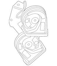 Genuine Ford Horn CM5Z-13832-A