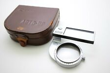 【N.MINT】 PLEASANT AUTO-UP No.1 1m-50cm Patent For LEICA Summitar From JAPAN#9089