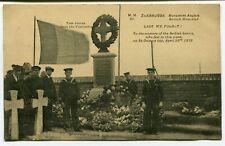 CPA - Carte Postale - Belgique - Zeebrugge - Monument Anglais - 1920 (D13136)