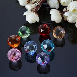8 Rainbow Chandelier Crystal Lighting Lamp Part Ball Prisms Suncatcher Pendant