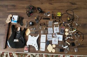 guitar & bass parts pickups covers body pickguards cables bridge jacks ect asis