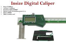 Insize digital inside groove caliper 25 - 200mm steel calliper Code: 1120-200A