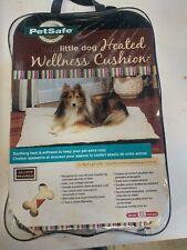 Sm PetSafe Dog Cat Wellness Cushion Heated Bed Pad - Money goes to Animal Rescue
