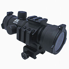 Tactical Red Green Dot Scope + Trirail Mount Fits Empire BT TM15 Elite Markers