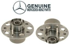NEW Front Left and Right Wheel Hub with Bearings OES For Mercedes W211 W219 W230