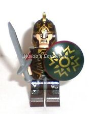 Lego Lord of the Rings Minifigure, KING THEODEN with Sword & Shield 9474, New