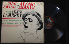 Dave Lambert-Sing/Swing Along With-United Artists 3084-MONO