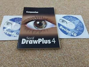 Serif Draw Plus 4 With 2 Disc And Book tracked price drop