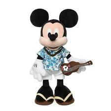 Disney Mickey Mouse Hawaii Plush With Tag