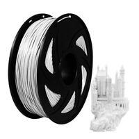 Xvico 3D Printer Filament Pure White 1.75mm 1kg 2.2lb Spool PETG White Filament