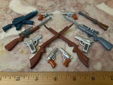 The Simpsons Weapons Lot (12) World of Springfield Toy Gun Accessories