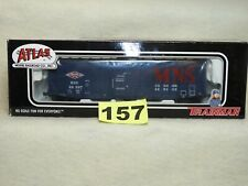 "ATLAS HO SCALE #1186 MINNEAPOLIS NORTHFIELD & SOUTHERN ACF 50'6"" BOX CAR NEW"