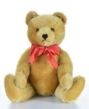 Hermann Golden Mohair Growler Teddy Bear