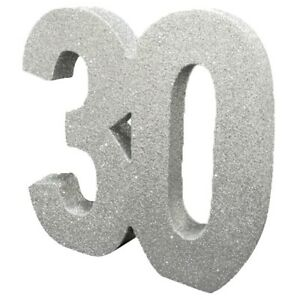 30th Pearl Wedding Anniversary Party Supplies Tableware, Decorations & Balloons
