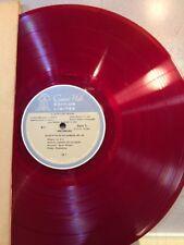 LP 1960 Série Limitée - RED - Edition Limitée A1-Beethoven- Quatuor PASCAL