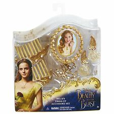 Disney Beauty And The Beast Belle's Dress Up Accessory Set *NEW*