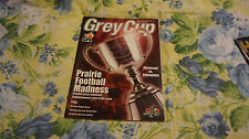 * 2003 Cfl Grey Cup Program Eskimos Alouettes
