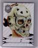 GARY BROMLEY 17/18 Leaf Masked Men Insert Card #05 Prismatic Silver Wave RARE