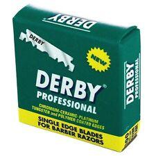 Derby Men's Razor Blades