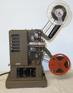 8mm Filmprojektor Siemens H8 Projektor cinema projector Projecteur, good working