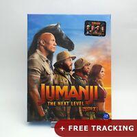 Jumanji: The Next Level  4K UHD + Blu-ray Steelbook Full Slip / WeET