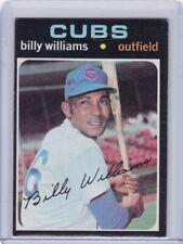 1971 Topps Baseball Card #350 Billy Williams HOF Chicago Cubs - Ex-ExMt