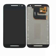 Motorola MOTO G3 di terza generazione xt1541 xt1540 Touch Screen Digitizer Assembly LCD NERO