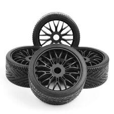 HUDY Aluminum Wheel Nut Cover Ribbed 2pcs 1:8 Off Road Truggy RC Car #HSP-293560