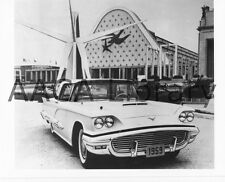 1959 Ford Thunderbird Two Door Hardtop, Brussels, Factory Photo (Ref. # 80301)