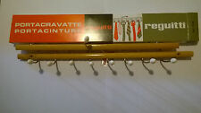 Portacinture Portacravatte cravatta ordinatore ordine armadio 8 posti in legno
