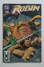 Robin #20 DC 1995 DC Universe Logo Variant VF