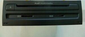 Audi Navi A8 D4 MMI 3G + Audio Multimedia HDD Navigation Steuergerät 4H0035666K