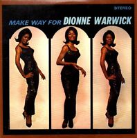 *NEW* CD Album Dionne Warwick - Make Way For  ...(Mini LP Style Card Case)