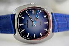 CERTINA 288 Automatic *NOS, BLUE DIAL, 1972*