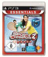 PS3 / Playstation 3 - Sports Champions 2 [Essentials] benötigt Move DE mit OVP