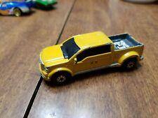 Maisto Fresh Metal Ford F-350 Pickup Yellow 2011