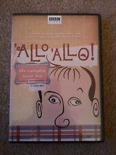 Allo Allo Complete Series 1 1982 BBC Official Boxset DVD Classic British Comedy