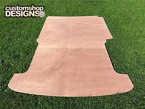 VW T6 Transporter SWB Camper / Day Van Interior 12mm Floor Ply Lining Kit