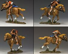 KING & COUNTRY THE REAL WEST TRW040 TWO MOONS MIB