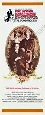 Butch Cassidy And The Sundance Kid Movie Poster Insert 14inx36in Replica