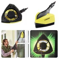 New Parkside Pressure Jet Brush PDB 15 A1 washer patio surface cleaner wheel