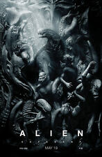 "Alien Covenant 2017 (11"" x 17"") Movie Collector's Poster Print - B2G1F"