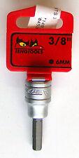 Teng Tools m381506-c Bohreinsatz für int Innensechskant Löcher 1cm Dr.6mm